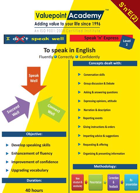 Speak 'n' Express Course2